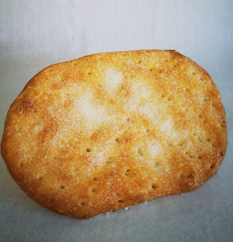 TORTA DE MANTECA